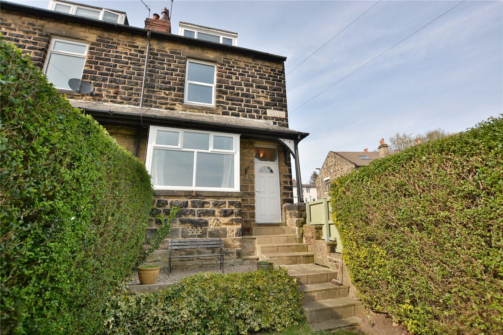 Yorkshire Terrace: 4 Bed Terraced House For Sale In Springfield Terrace